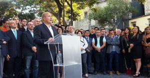 """Superdelegado de Jalisco: """"Sin mala voluntad contra Alfaro"""""""