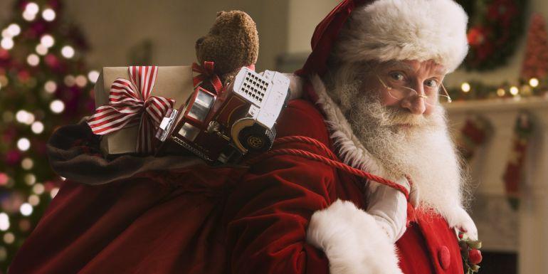 #FBLIVEW: Martha Debayle en cabina con Santa