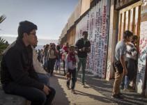 Bajas temperaturas y salud frágil, nuevos retos para los migrantes en la frontera