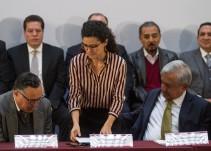 Alza salarial es un avance, pero quedan enormes retos: Luisa María Alcalde