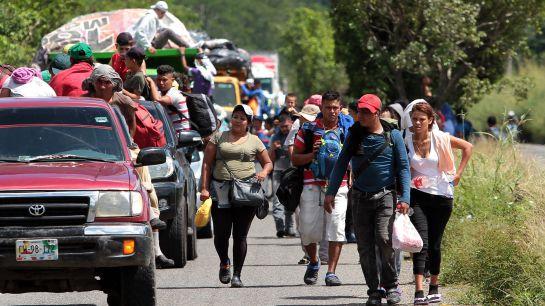 Tonatiuh Guillén: Otra caravana migrante, pero no resuelve la problemática