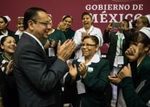 El IMSS tiene desafíos y fortalezas: Germán Martínez