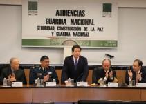 """Alfredo Lecona: """"Atole con el dedo el mando civil de la Guardia Nacional"""""""