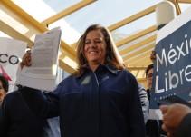 A 'México Libre' no lo define oponerse a AMLO: Margarita Zavala