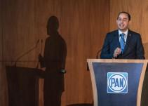 PAN refrenda su respaldo a Juan Guaidó: Marko Cortés