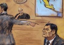 Hoy comienza la deliberación, pero no concluye Juicio de Chapo Guzmán