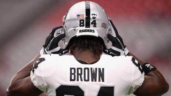 SOPITAS: Antonio Brown, el jugador que se alegró haber sido despedido
