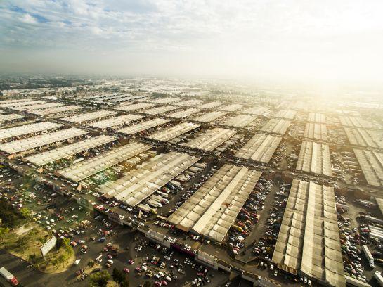 SOPITAS: La Central de Abastos, el mercado más grande del mundo