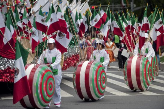 SOPITAS: Las fiestas patrias
