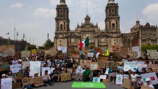 SOPITAS: Marcha Fridays For Future en México