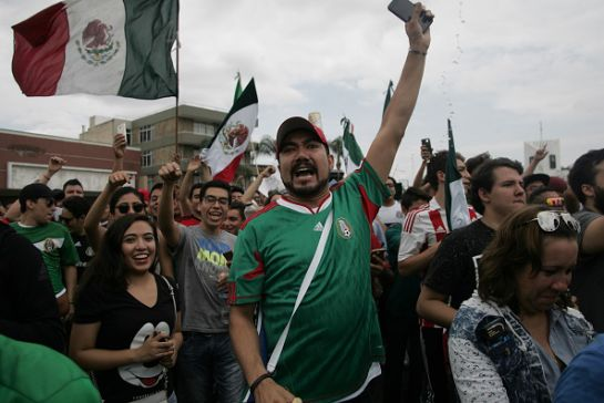 La campaña para cambiar los gritos en el estadio