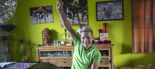 Marieke Vervoort, la atleta que pidió la eutanasia en su país