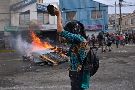 """SOPITAS: Los chilenos han resucitado el """"Derecho de vivir en Paz"""""""