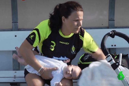 SOPITAS: Ruth Ruano, quien no ha dejado de ser futbolista para ser madre