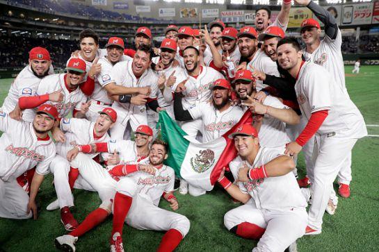 SOPITAS: México asegura su lugar en beisbol para Tokio 2020