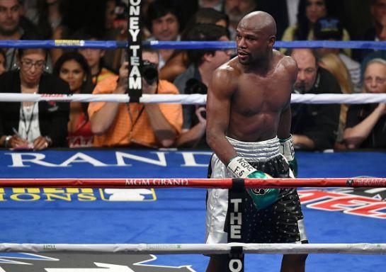 SOPITAS: Floyd Mayweather regresa al ring