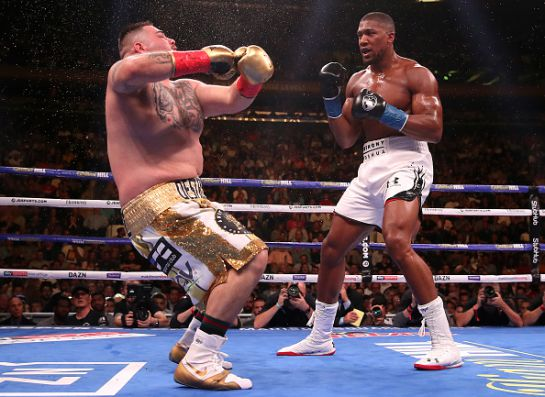SOPITAS: La Revancha de Andy Ruiz vs Anthony Joshua