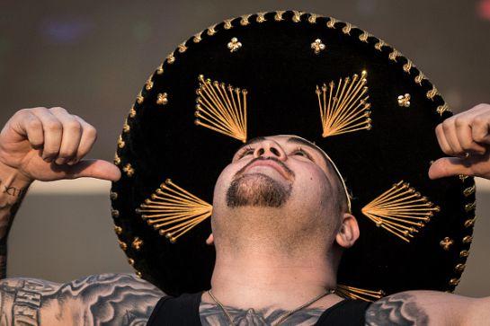 Conoce el corrido que le compusieron a Andy Ruiz, el Rocky mexicano