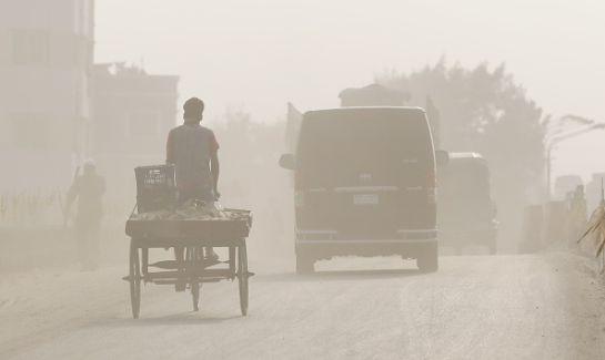 SOPITAS: La calidad del aire ha llegado a una fase emergente