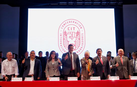 Andrés Manuel López Obrador lo hizo senador por Morena en 2018.