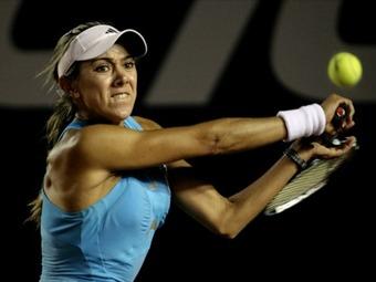 Eliminan a Melissa Torres del Abierto Mexicano de Tenis