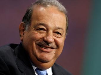 Premia CMB a Carlos Slim 'Hombre del Año'