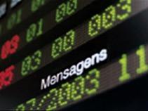 Cierra Dow Jones con firme alza de 5.80 %
