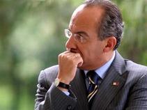 """Pide Calderon """"no echarse la bolita"""" en combate a seguridad, vale la pena """"arriesgarse"""""""