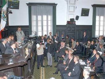 Aprueba Senado nombramiento de consejeros de Pemex