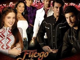 Arrasa 'Fuego en la sangre' en nominaciones de TVyNovelas 2009