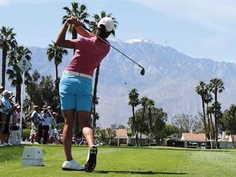 Termina Lorena Ochoa en sitio 21 tras primera ronda en Phoenix