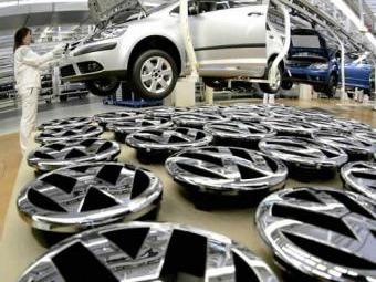 Anuncia Volkswagen de México paros técnicos parciales en abril y mayo