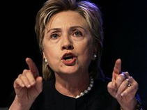 Intolerable el terror provocado por el narco: Clinton