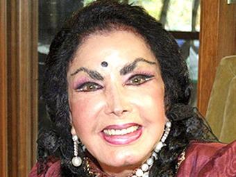 Asegura Irma Serrano que no se encuentra en arraigo domiciliario