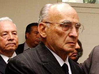 Libre de culpa Luis Echeverría