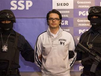 Detienen a Vicente Carrillo Leyva, hijo de 'El Señor de los Cielos'