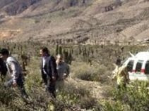 Cae helicóptero en zona serrana de Sinaloa con saldo de tres muertos