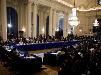 Oficializa OEA expulsión de Honduras