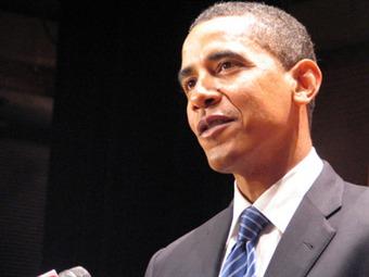 Llega Obama a Guadalajara