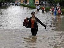 Declaran estado de emergencia en dos municipios de Tabasco