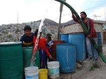 Crea GDF consejo de agua potable