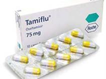 A la venta Oseltamivir y Zanivir: Anafarmex