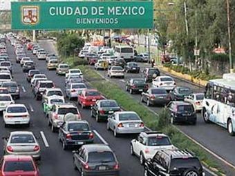 Suspenden programa Hoy No Circula en el valle de México