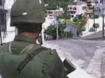 Detienen militares a secuestradores en Acapulco