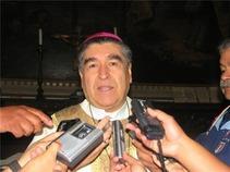 Nos quieren silenciar por defender la vida: Obispo chiapaneco