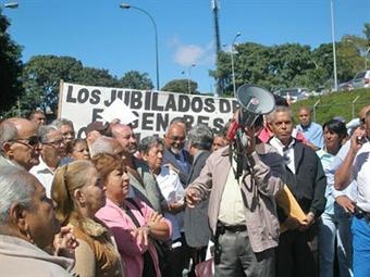 Jubilados y pensionados presentarán demandas contra ISR