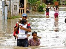 Aplica Segob 192 mdp para enfrentar desastres por lluvias