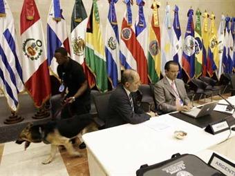 Respalda Grupo de Río a Argentina en disputa por Islas Malvinas