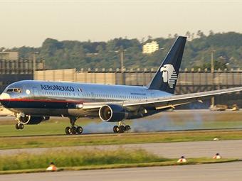 Suspendidos vuelos México-Chile al menos hasta el jueves