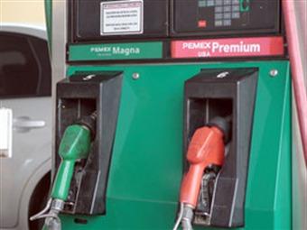 Supera precio de gasolina los 8 pesos por litro